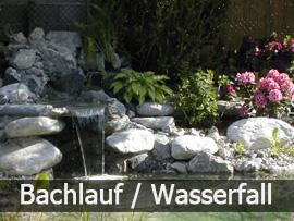 Bachlauf | Bavaria Teichbau