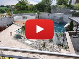 Teich- und Gartenbau Videos